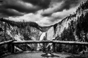 Grand Canyon of Yellowstone – Lower Falls