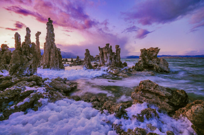 Mono Lake, South Tufa #1