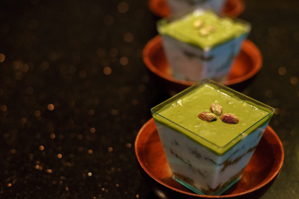 Sweets with Pistachios