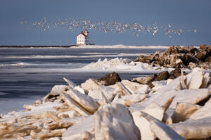 Lorain-West-Breakwater-Light