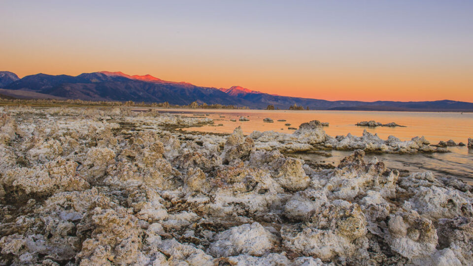 Mono Lake, South Tufa #2