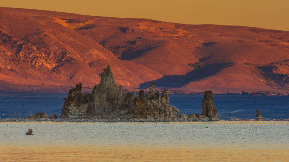 Mono Lake, South Tufa #3