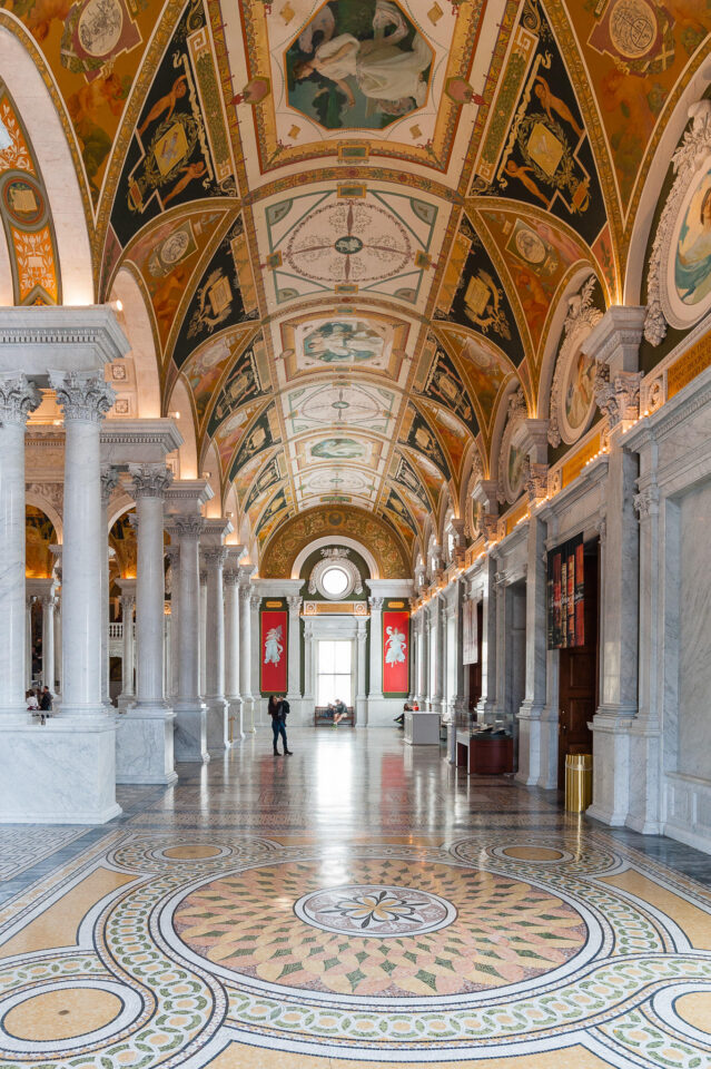 Library of Congress #2