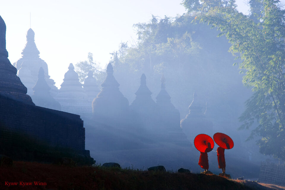 13. Kyaw-Kyaw-Winn - Lost City Burma
