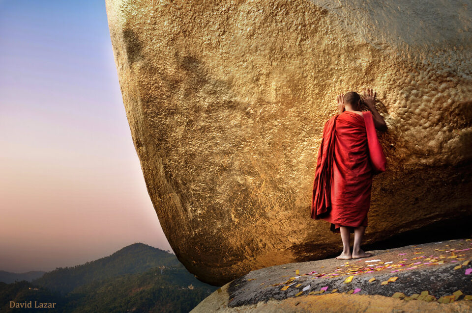 6. David-Lazar - Golden Rock Myanmar