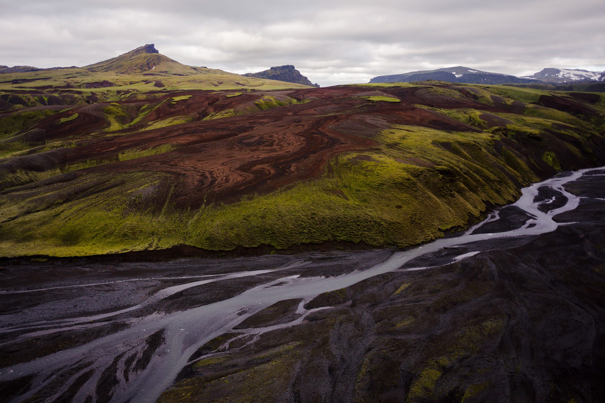 Drone Photography In Iceland