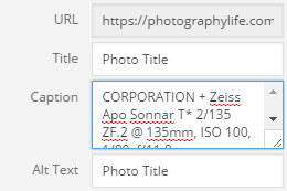 Upload Screen wrong EXIF