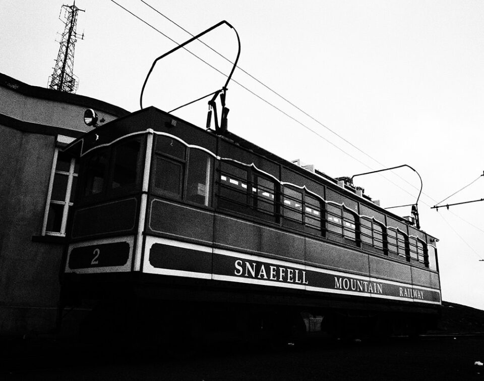 6 Snaefell Railway