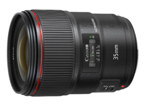 Canon EF 35mm f/1.4L II USM Announcement