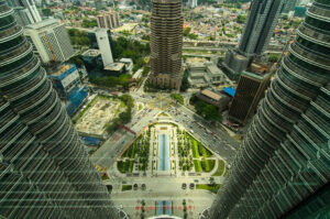 Petronas Twin Towers #2