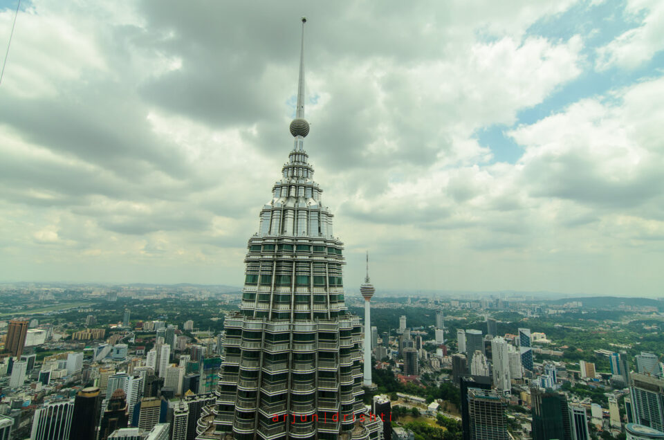 Petronas Twin Towers #4
