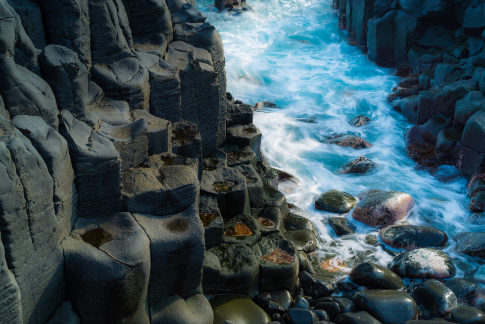 Basalt Rock Formations