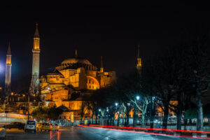 Sultanahmet at Night