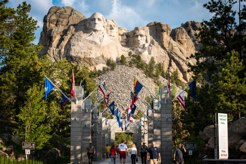 Mt. Rushmore National Memorial #1