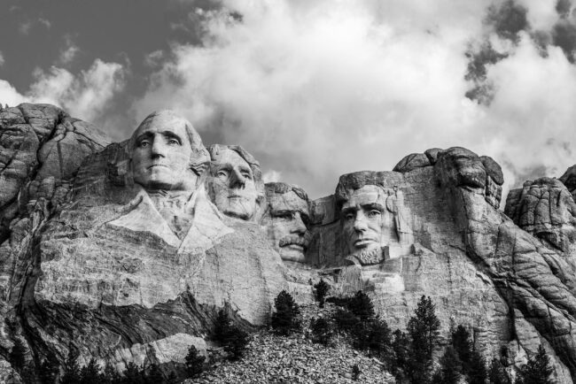 Mt. Rushmore National Memorial #2
