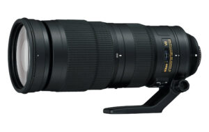 Nikon 200-500mm f/5.6E VR Review