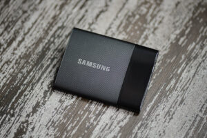 Samsung Portable SSD T1 Review