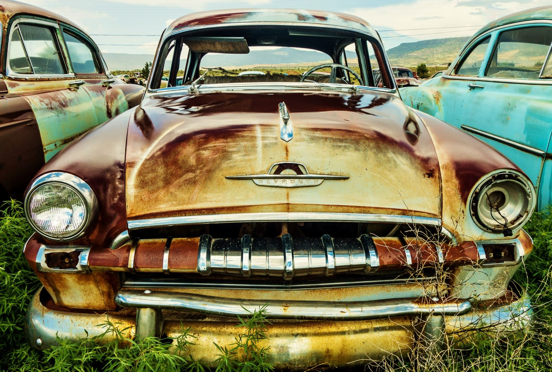 route 66 auto graveyard best photo spots. Black Bedroom Furniture Sets. Home Design Ideas