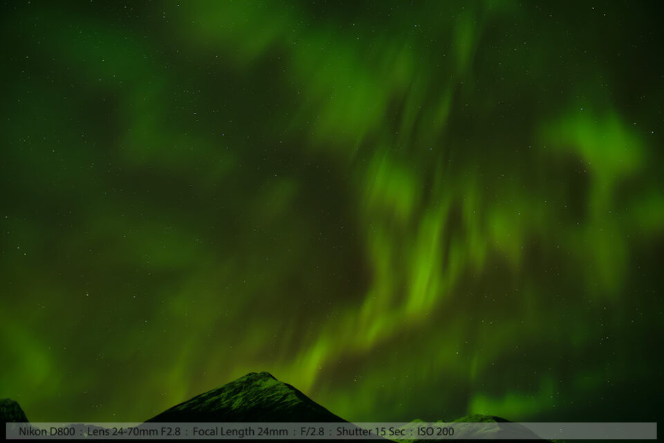 Aurora or Northern Lights Alaska