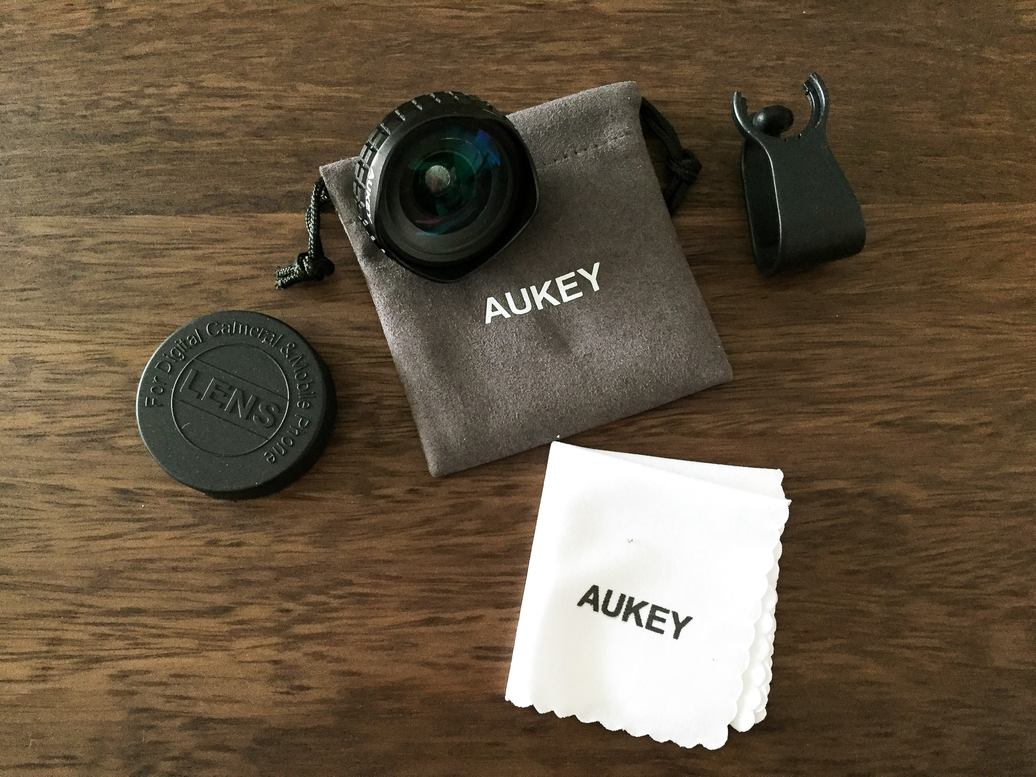 timeless design 6d451 76aac Aukey Cell Phone Camera Lens Review - Photography Life