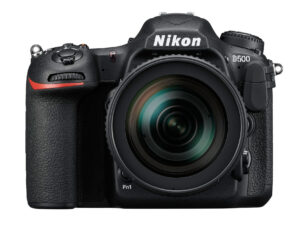 Nikon D500 Announcement
