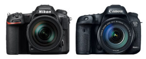 Nikon D500 vs Canon 7D Mark II