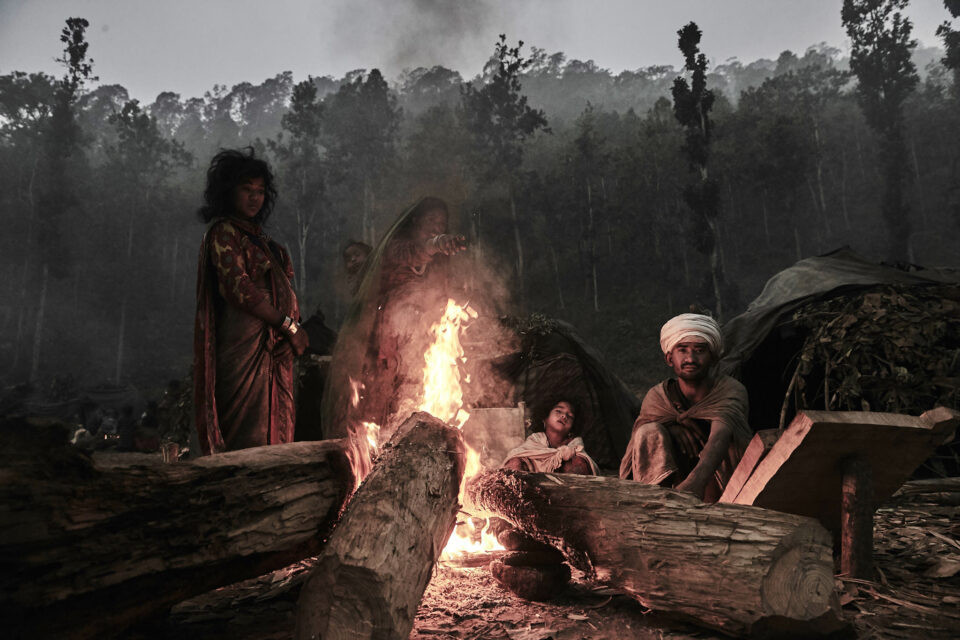 Nomadic Hunters-Gatherers of Himalayas (1)