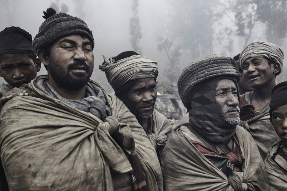 Nomadic Hunters-Gatherers of Himalayas (8)