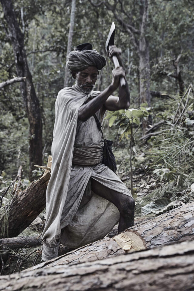 Nomadic Hunters-Gatherers of Himalayas (9)
