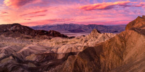 Zabriskie Point Panorama 400 MP
