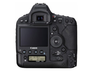 Canon 1D X Mark II Back