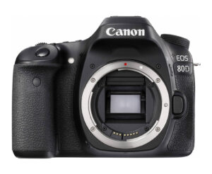 Canon 80D Announcement