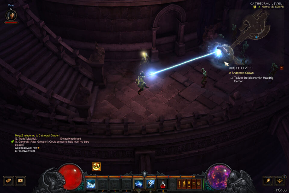 Diablo 3 Gameplay