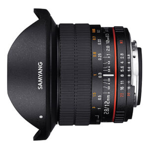 Samyang 12mm f/2.8 ED AS NCS Fish-eye