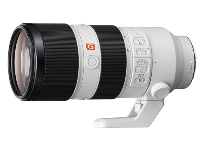 Sony FE 70-200mm f/2.8 OSS