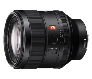"Sony Announces Three Professional ""G Master"" Lenses"