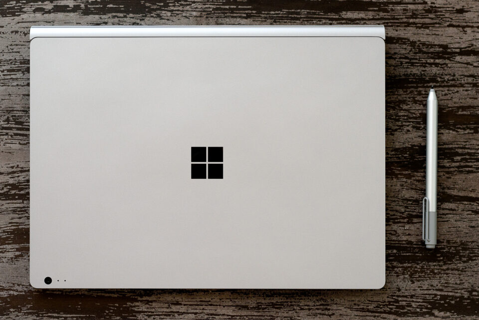 Surface Book with Pen