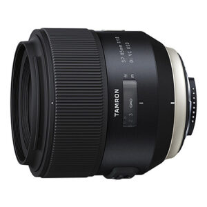 Tamron SP 85mm f/1.8 Di VC USD Lens