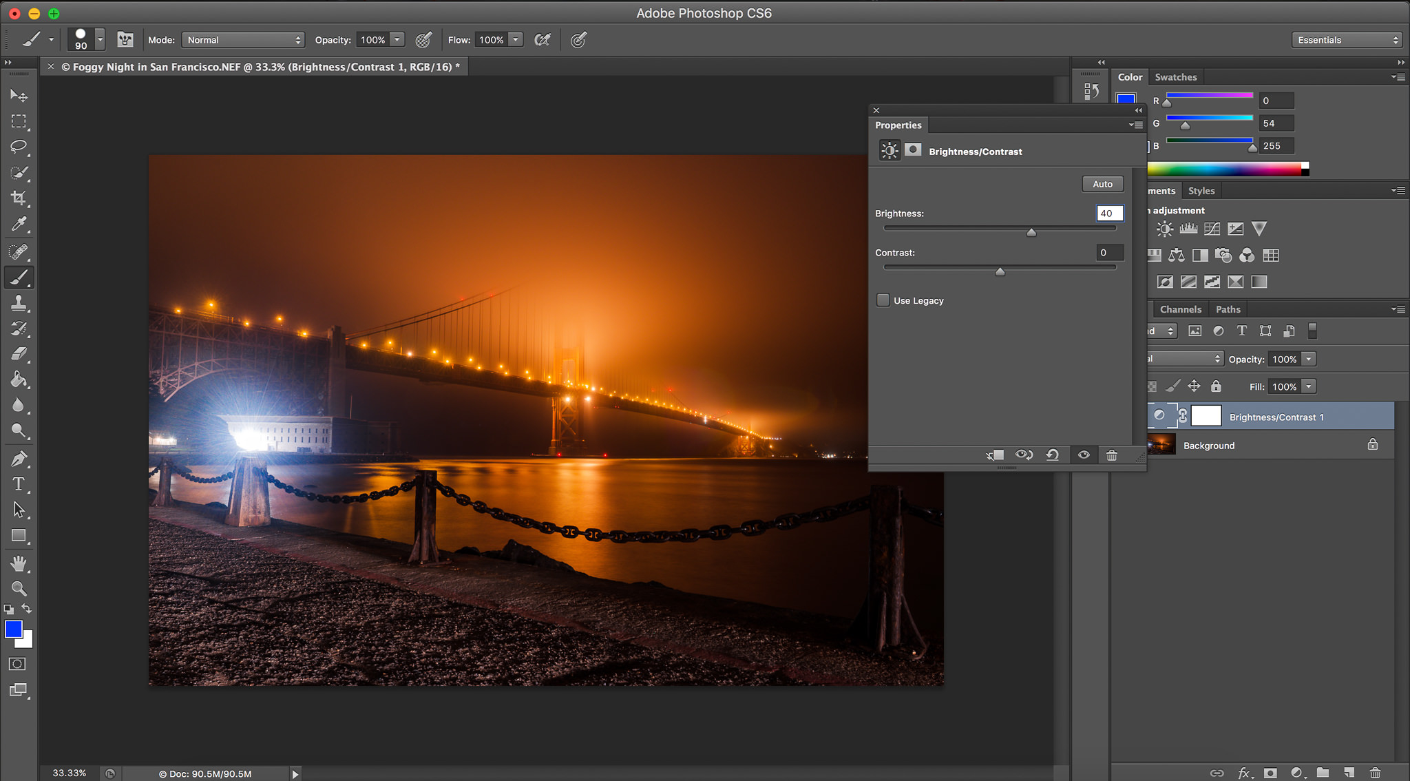 Photoshop Layers and Layer Masking for Beginners