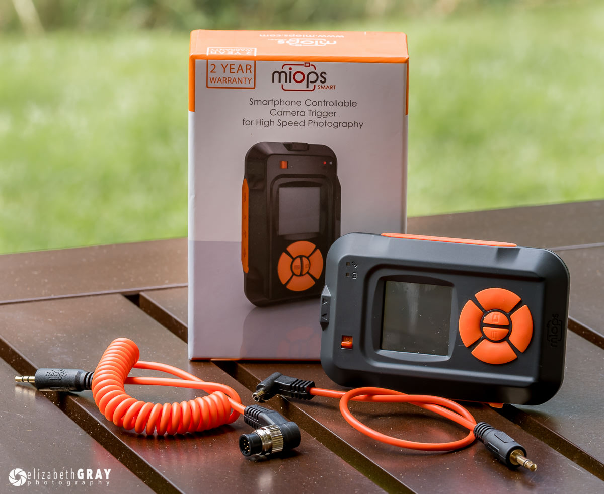 Miops Smart Camera Trigger Review Photography Life Flash Circuit There Is Only One Simple Connection To The Ships With A Cable Battery And Usb Charger