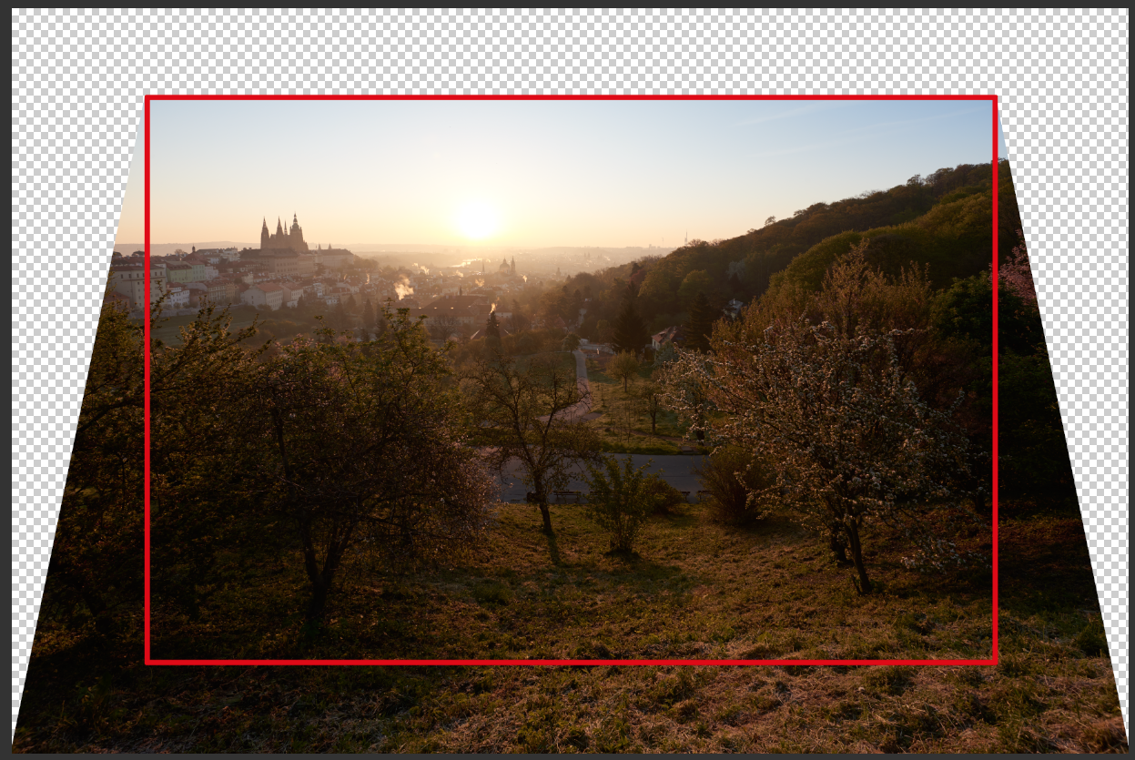 How to Fix Lens Distortion