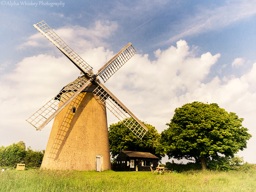10 Bembridge Windmill