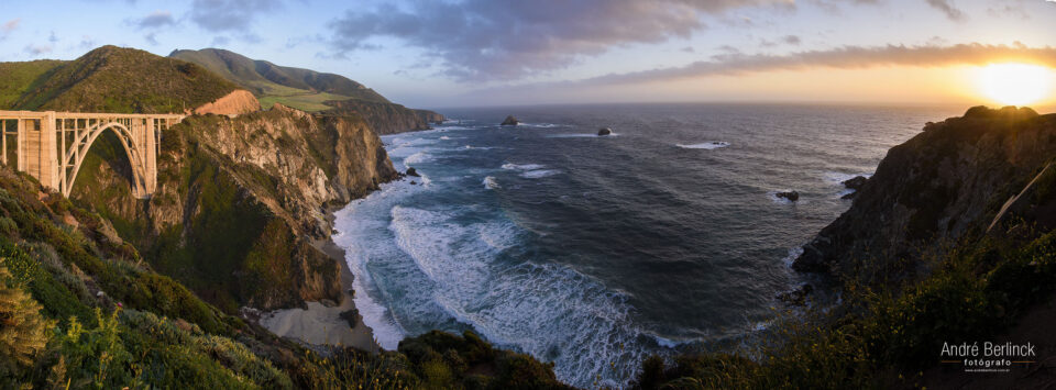 Big Sur Panorama
