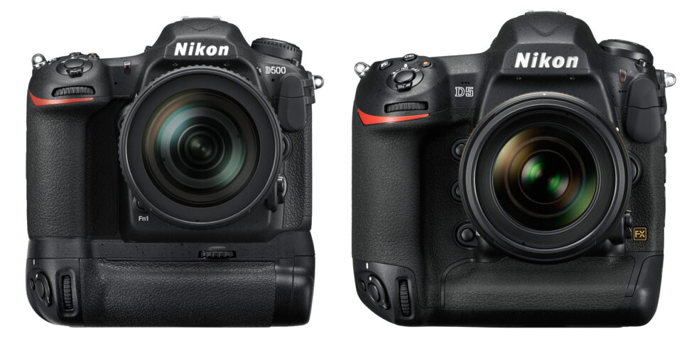 D500+MB-D17 and D5