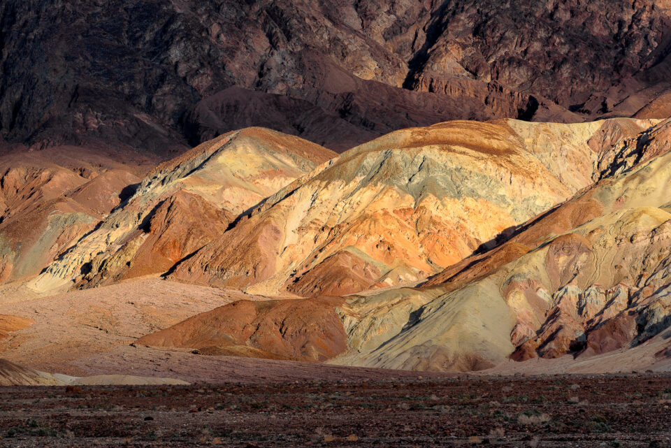 Death Valley Artist Point