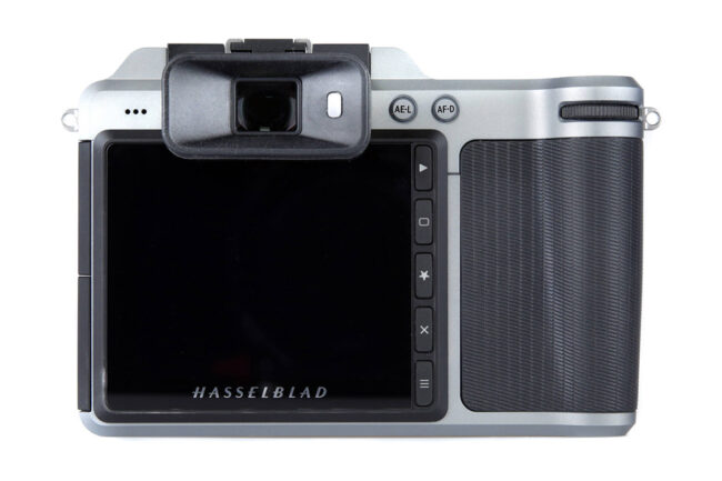 Hasselblad X1D-50c Back