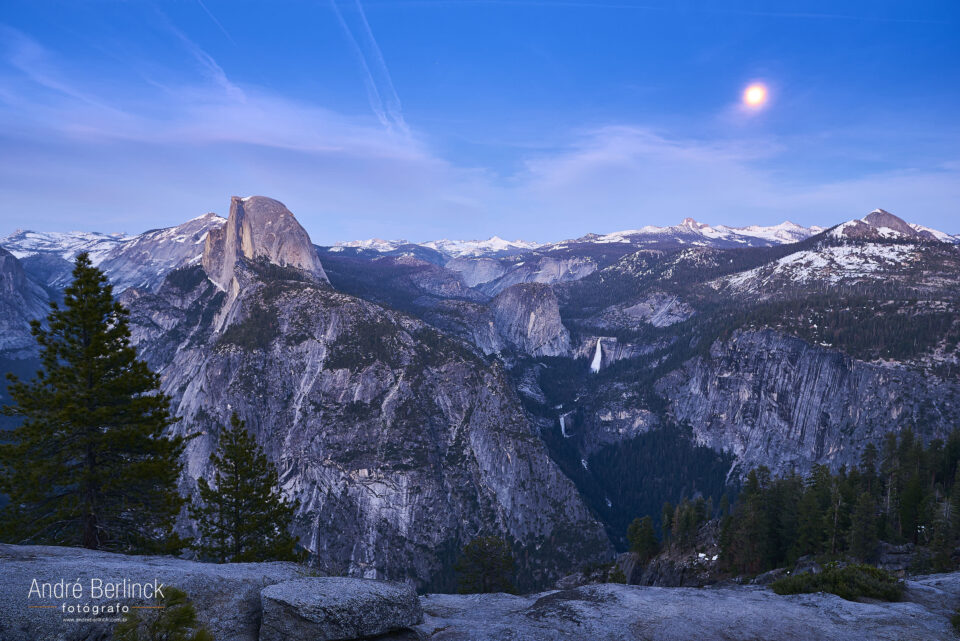 Yosemite - Glacier Point #1