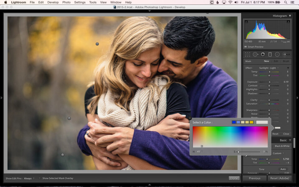 Adding Color With Filters and Brushes In Lightroom-16
