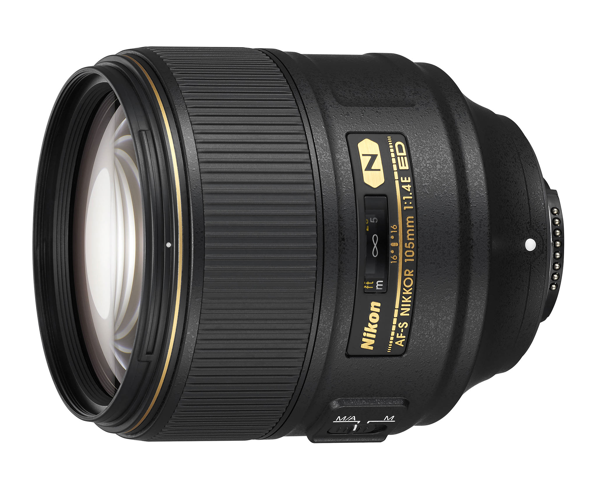 Nikon 105mm f/1.4E Review