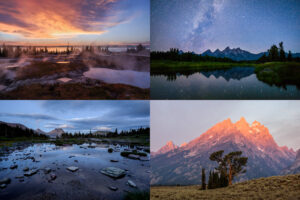 National Park Landscape Photography